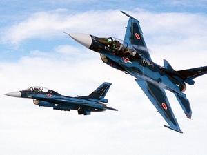 Trung Quốc báo động đối phó chiến đấu cơ Nhật Bản