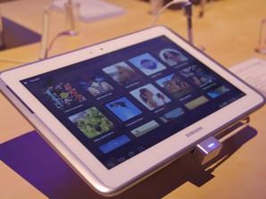LG muốn cấm bán máy tính bảng của Samsung ở Hàn Quốc
