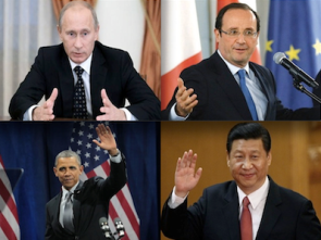 Thế giới 2012: Bất ổn, thay đổi và cuộc chiến chống suy thoái