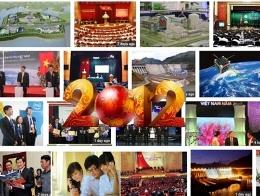 8 sự kiện công nghệ nổi bật của Việt Nam năm 2012