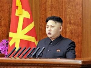 Ông Kim Jong-un cam kết chuyển đổi kinh tế Triều Tiên