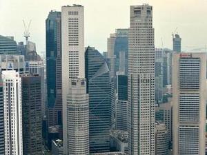 Kinh tế Singapore tránh được suy thoái kỹ thuật