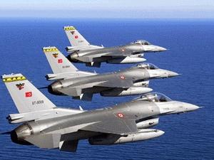 Thổ Nhĩ Kỳ không kích hơn 20 mục tiêu ở bắc Iraq