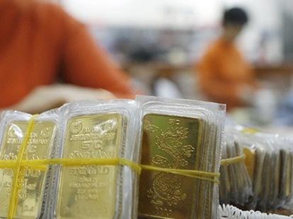 Không có điểm giao dịch vàng miếng nào tại 7 tỉnh miền núi phía Bắc