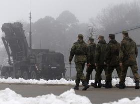 NATO bắt đầu triển khai tên lửa ở Thổ Nhĩ Kỳ