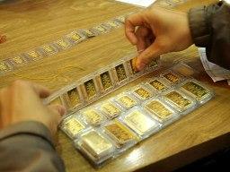Giá vàng tăng 230 nghìn đồng/lượng tuần đầu năm mới