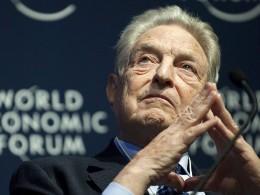 """Những nhân vật bí mật trong  """"cỗ máy kiếm tiền"""" của George Soros"""