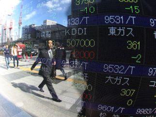 Chứng khoán châu Á giảm sau 7 tuần tăng liên tiếp