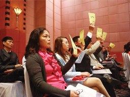 Nhiều doanh nghiệp tổ chức sớm Đại hội cổ đông 2013
