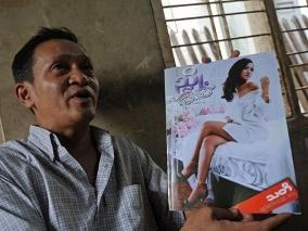 Tạp chí giới tính gây tranh cãi ở Myanmar