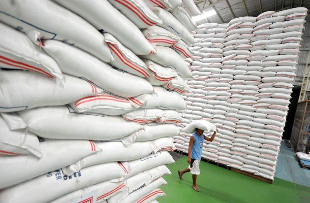 Thị trường gạo thế giới bị xáo trộn do Trung Quốc tăng nhập khẩu