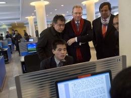 Internet tại Triều Tiên nhìn từ chuyến thăm của chủ tịch Google