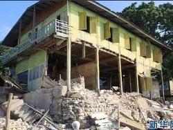 Động đất mạnh rung chuyển Myanmar