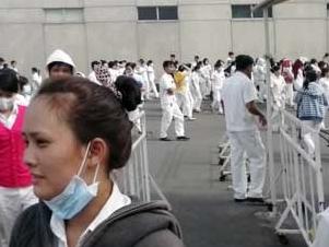 TPHCM: Gần 1.700 công nhân ngừng việc đòi thưởng Tết