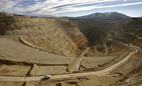 Trung Quốc thất bại trong đàm phán mua cổ phần Barrick Gold châu Phi