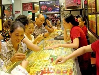 NHNN tham gia thị trường vàng với vai trò người mua cuối cùng