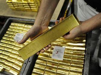 Nhập khẩu vàng Trung Quốc từ Hong Kong tăng 90% trong tháng 11