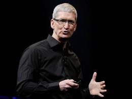 CEO Apple Tim Cook tới thăm Trung Quốc lần 2