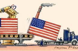Thời kỳ phục hưng ngành công nghiệp Mỹ bắt đầu