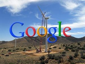 Google hướng tới dự án phát triển năng lượng tái tạo