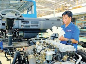 Xây dựng định hướng chính sách thuế cho ngành ôtô