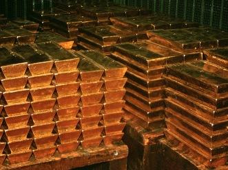 Tập đoàn vàng lớn thứ hai thế giới đạt mục tiêu sản lượng năm 2012