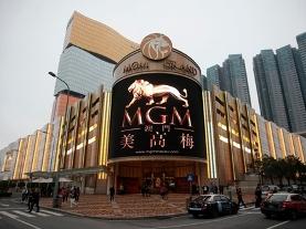 Ma Cao sắp xây siêu casino