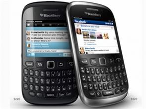 Thuê bao BlackBerry lỗi ngừng dịch vụ ở châu Âu