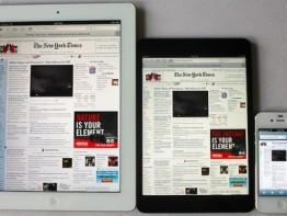 Apple có thể ra mắt iPad 5 và iPad Mini 2 vào tháng 3 tới