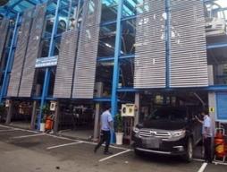 Hà Nội đầu tư 110 tỷ đồng xây giàn thép đỗ xe tại Nguyễn Công Hoan và Trần Nhật Duật