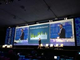 Cổ phiếu Facebook tăng mạnh nhờ quảng cáo di động