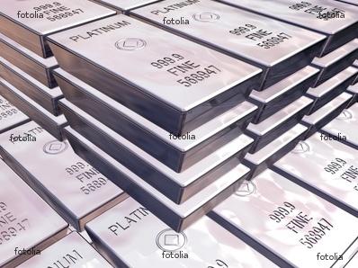 Giá bạch kim đang tiến gần hơn đến giá vàng