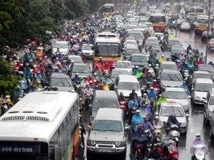 Hà Nội hạn chế, cấm xe hàng loạt tuyến phố dịp Tết