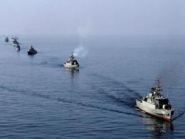 Iran tập trận quy mô lớn tại eo biển Hormuz