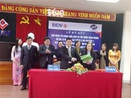 Tập đoàn Xuân Thành vay BIDV gần 2.000 tỷ đồng xây nhà máy xi măng