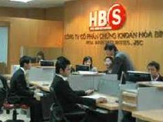 Em ruột Phó Tổng giám đốc HBS mua 800 nghìn cổ phiếu