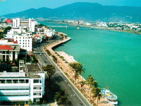 Đà Nẵng phê duyệt 8 vị trí bến du thuyền trên sông Hàn