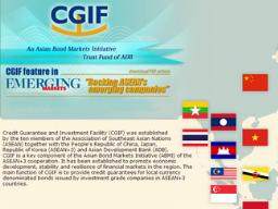 CGIF dành 140 triệu USD bảo lãnh trái phiếu doanh nghiệp Việt Nam