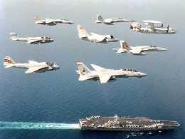 Không quân Mỹ và Nhật Bản tập trận chung