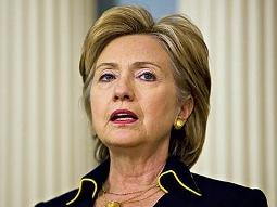 Ngoại trưởng Mỹ Hillary Clinton có nguy cơ bị mù