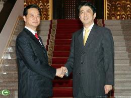 Nhìn lại chuyến thăm Việt Nam năm 2006 của Thủ tướng Shinzo Abe