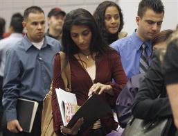 Số đơn xin trợ cấp thất nghiệp Mỹ thấp nhất 5 năm