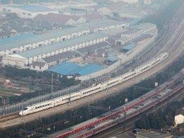 Trung Quốc sẽ chi 104 tỷ USD cho ngành đường sắt 2013
