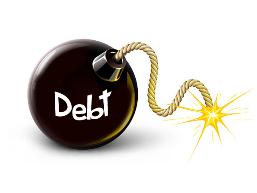 """""""Bom nợ Nhật Bản sẽ nổ trong 2 năm tới"""""""
