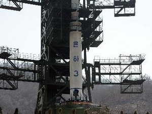 Triều Tiên chuyển bệ phóng tên lửa khắp đất nước