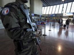 An ninh Pháp ở mức báo động đỏ