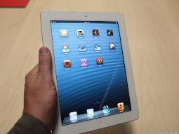 Sharp ngưng sản xuất màn hình iPad