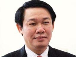 Bộ trưởng Vương Đình Huệ: Năm 2013 chứng khoán sẽ tốt hơn