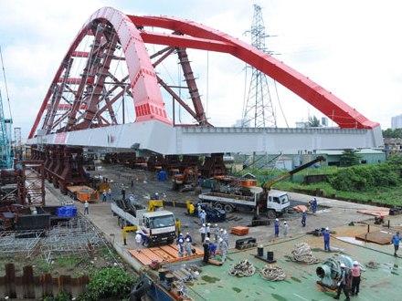 TPHCM hoàn thành cầu Bình Lợi vào tháng 6/2013