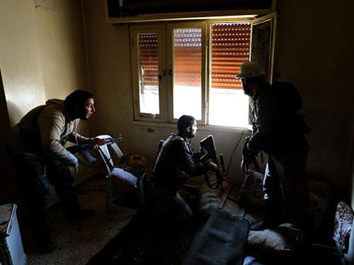 Nga chuẩn bị cho sự sụp đổ của tổng thống Syria Assad